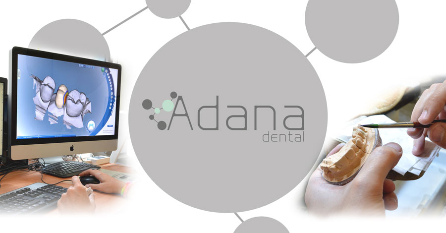 logotipo de ADANA DENTAL SL