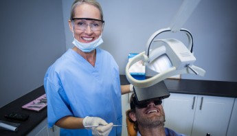 realidad virtual clínica dental
